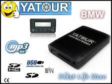 YATOUR BM2 USB AUX Interfaccia Adattatore MP3 Autoradio BMW Serie 3 5 7 X3 X5 Z4
