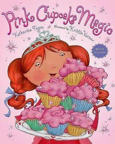 Rosa Cupcake Magic von Tegen, Katherine