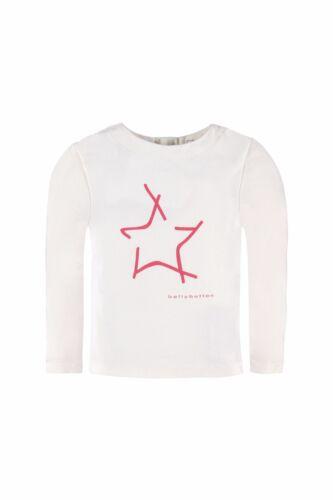 68   Neu Organic Cotton 2017 30 /% Bellybutton Langarm Shirt Gr