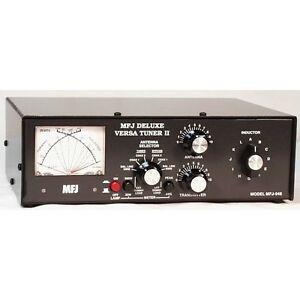 Tuner-Manual-MFJ-948-10-1600m-300W