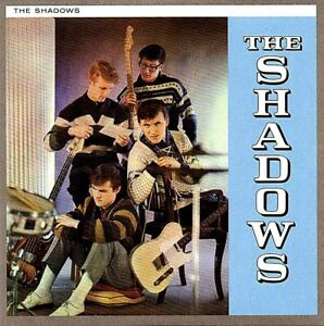 NEW-CD-Album-The-Shadows-Self-Titled-Mini-LP-Style-Card-Case