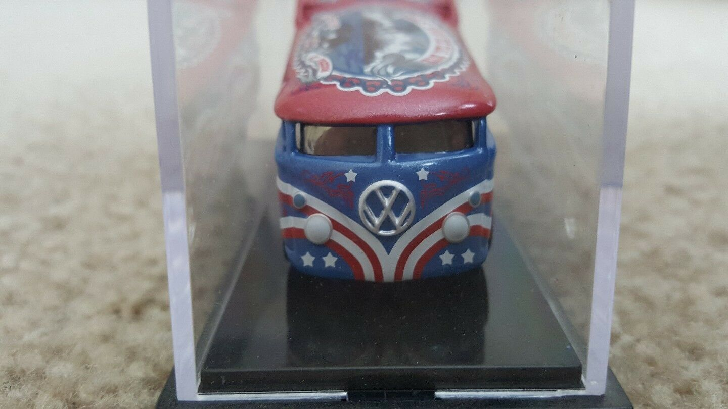 Hot Wheels Liberty Promotions Promotions Promotions Civil War Union  VW Drag Bus. 303/1000 new in box 3788f2