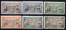 Bolivia 1946 SG#445-450 National Anthem MNH Set #D39436