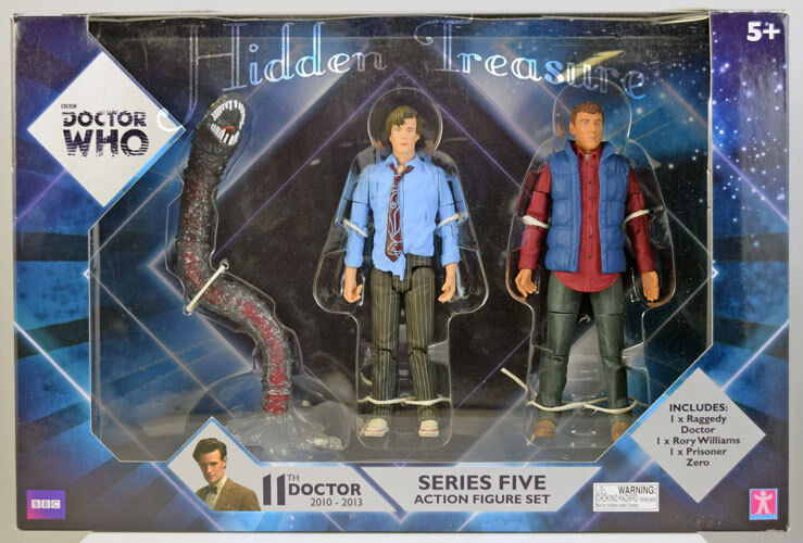 Doctor Who 11th DOCTOR Series Five Action Figure Set