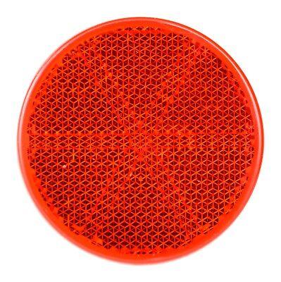RICHTER Art 13884 Reflektor Rückstrahler Katzenauge 54 mm selbstklebend HR