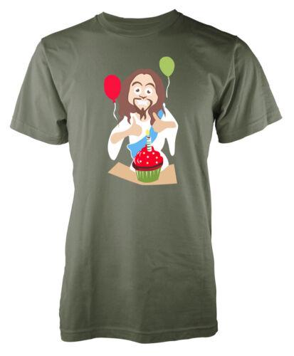 Xmas Funny Jesus Birthday Adult Christmas T Shirt