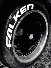 "17"" Falken Tire Stencil For Paint Nitto Kumho Michellin Bridgestone Toyo + More!"