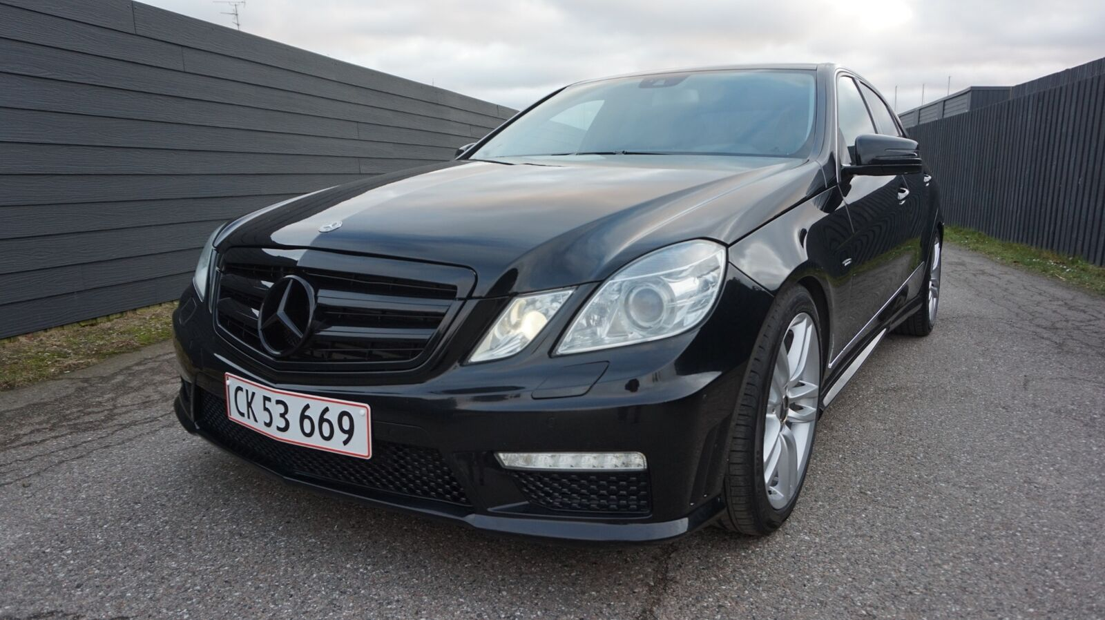Mercedes E350 3,0 CDi Avantgarde AMG aut. BE 4d