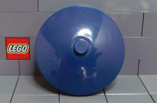 Lego 6 4x4 Black Round Inverted Radar Dish New Space // Star Wars 3960