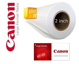 Canon-BRILLANTE-260g-m-Foto-Inkjet-Rollo-papel-42-034-1067mm-x-30mtr-2-034-Core