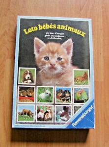 Loto-bebes-animaux-Ravensburger