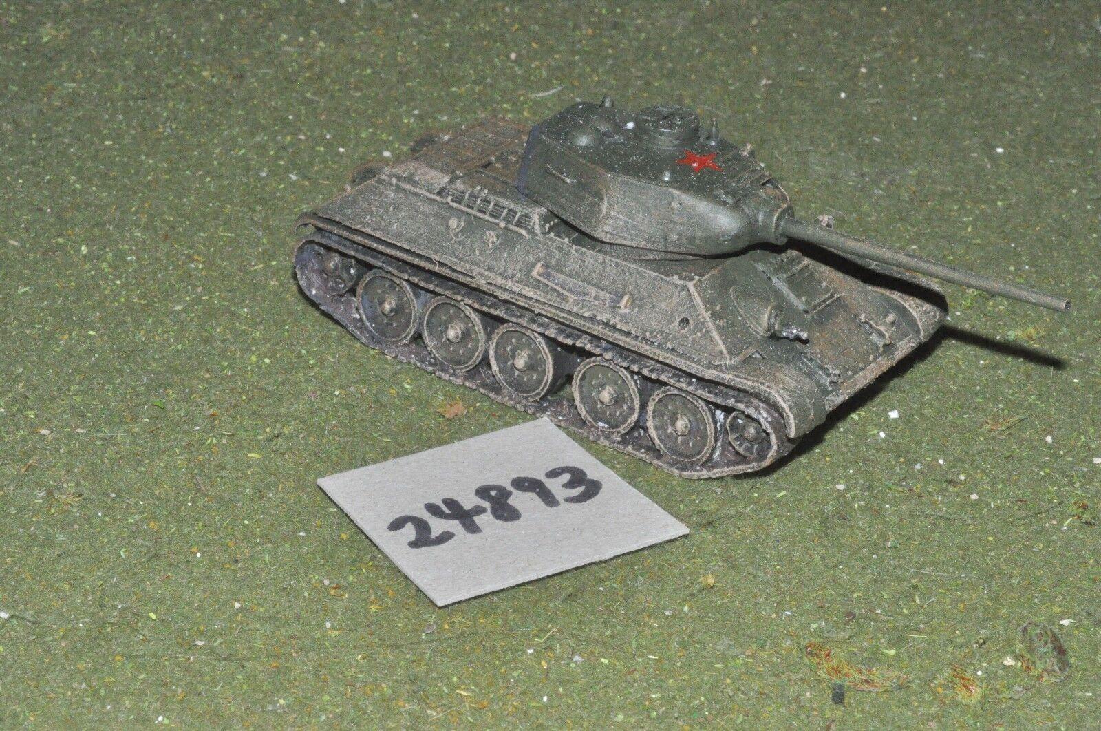 28mm WW2   russian - 1 tank - vehicles (24893)