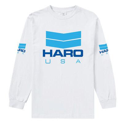 Ehrgeizig Haro Bmx Racing T-shirt Long Sleeve Old School Bmx Skyway Se Racing Hutch Hohe QualitäT Und Geringer Aufwand