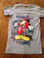 DISNEY mickey sleepshirt nightie tshirt pajama OS XL