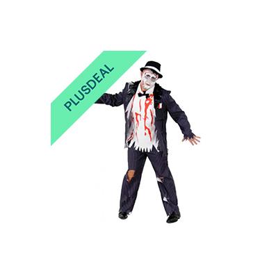 Zombiekostüm Kostüm Gangster Zombie HalloweenHalloweenkostüm Horrorkostüm