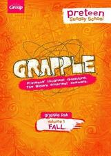 Grapple Preteen Sunday School Pak Volume 1: Preteens' Toughest Questions.  The B