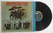 The Beatles '65 Record Album DEEP GROOVE Green Tint Cover RCA Rockaway Press LP