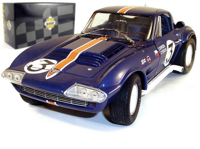Exoto Corvette Grand Sport – Sebring – Retired  RLG18025 - Great Gift