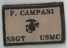 Patch toppa NOME MARINES VELCR. o  TERMOSALDABILE