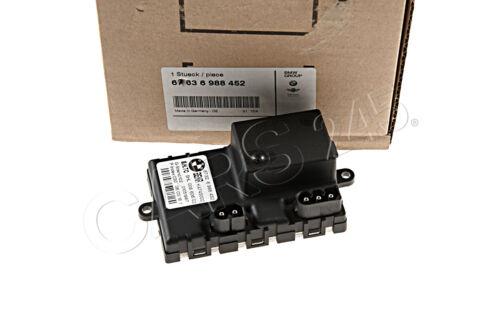 Genuine BMW E60 E61 E63 E63N E64 E64N Heater Blower Regulator OEM 67636988452