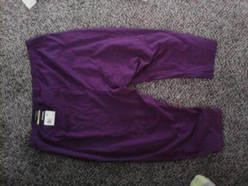 Lotto donna Leggings Abbigliamento Aqua 1x 3 Tuta Camicia Lg Capri pezzi New Couture EORqg1wFn
