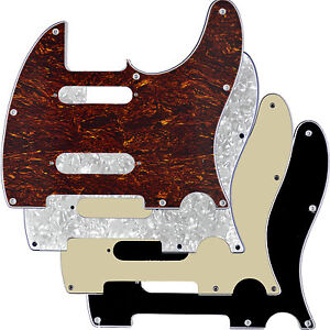 nashville telecaster scratchplate pickguard for fender usa mex guitars. Black Bedroom Furniture Sets. Home Design Ideas