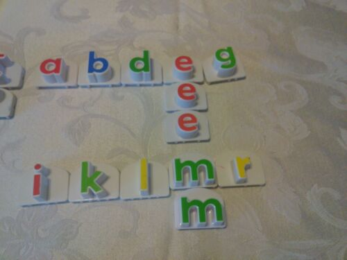 Leap Frog Fridge Phonics Replacement Magnetic CAPITAL Letters Individual