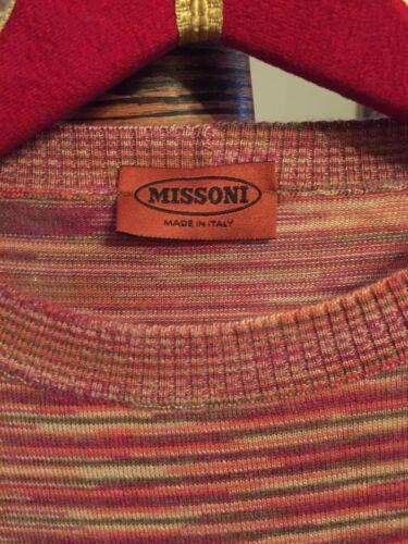 Top Shirt 54 Missoni Design Gr Herren IRwgq7
