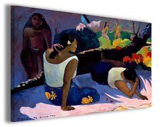 Quadri famosi Paul Gauguin vol VIII Stampa su tela arredo moderno arte design