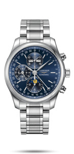 LONGINES MASTER COLLECTION 40MM CHRONOGRAPH WITH MOON PHASE L27734926