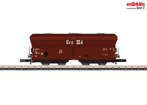 Maerklin-Z-86308-Selbstentladewagen-OOtz-50-m-Kohle-DB-NEU-amp-OVP