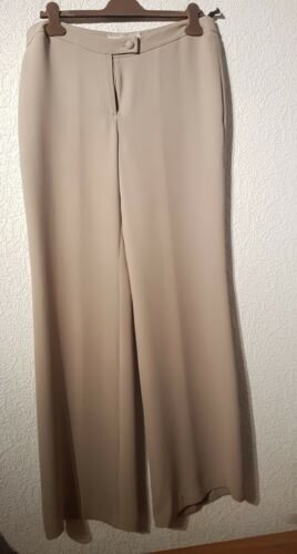 Thomas Rath SEMI COUTURE Damen Hose Mod.Hearst 100/% Seide Gr.38 Neu mit Etikett