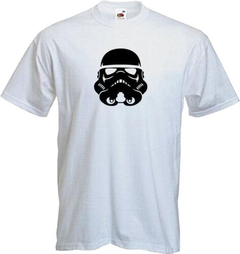 Star Wars STORM TROOPER MASK Hero Cool Helmet NEW T Shirt Quality Force