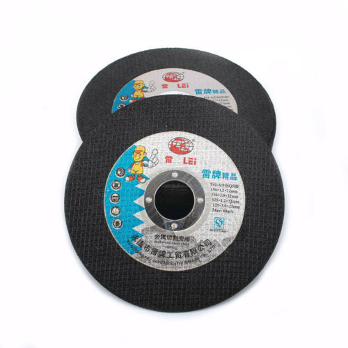 10Pcs 6 Inch Resin Cutting Disc Grinding Metal Cut Off Blade for Angle Grinder