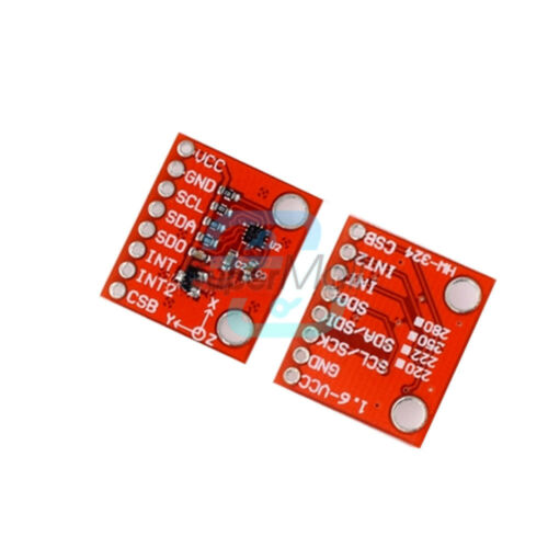 BMA-220 BMA220 IIC Triaxial Gravity Acceleration Sensor Module Development Board