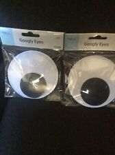 Special Edition Allures /& Illusions Giant Googly Eyes Set of 2