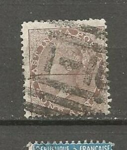 East-India-Postage-GREAT-BRITAIN-Reine-Victoria-old-stamps