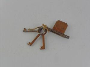 Credenza Con Chiavi : Serratura depoca chiavi per mobili credenze vintage scrivania
