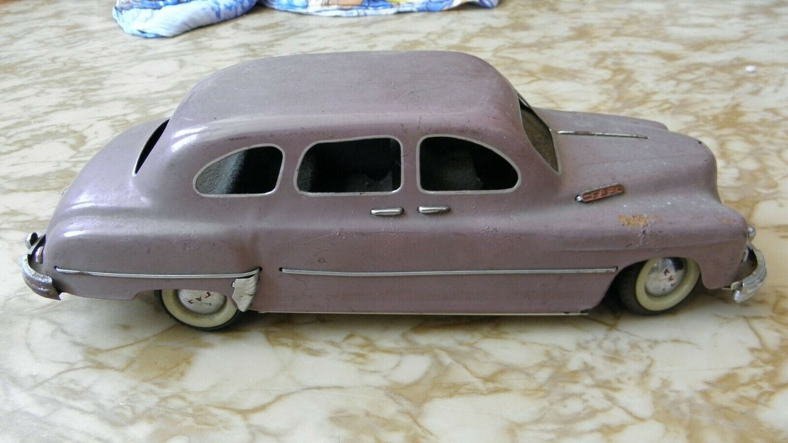USSR Modelll Spielzeug GAZ-12 ZiM 1950-1960 rarity metal