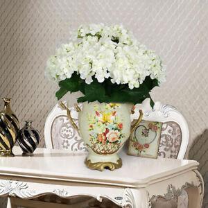 Am-ITS-7-Heads-Hydrangea-Artificial-Fake-Flower-Bridal-Bouquet-Arrangement-Par