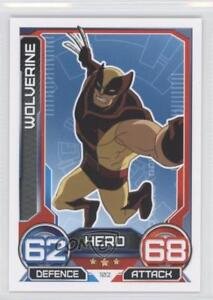 Marvel Hero Attax Trading Cards Pick From List 42 To 73