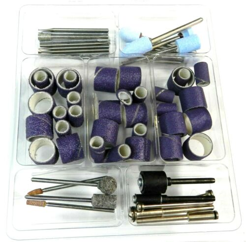 FOREDOM AK21 Power Tool Accessories Kit Rotary Tool Kit 88 Pcs Accessories Kit