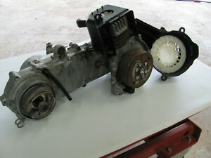 Honda Spree Engine Motor 50cc Nq50 Scooter Moped Ebay