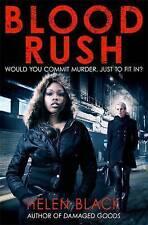 Blood Rush, Black, Helen, New Book