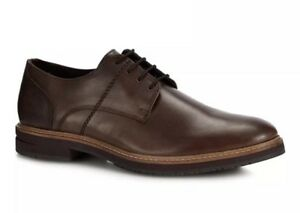 Shoes Leather Size Mens 10 Uk 'pointer' Derby Hush Brown Puppies wXCgqXP