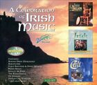A Celebration of Irish Music [Box] by Various Artists (CD, Mar-2001, 3 Discs, Dolphin Records)