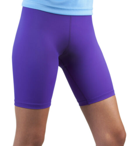 Femme Spandex Compression Femme Exercice Shorts Running Short MADE IN THE USA