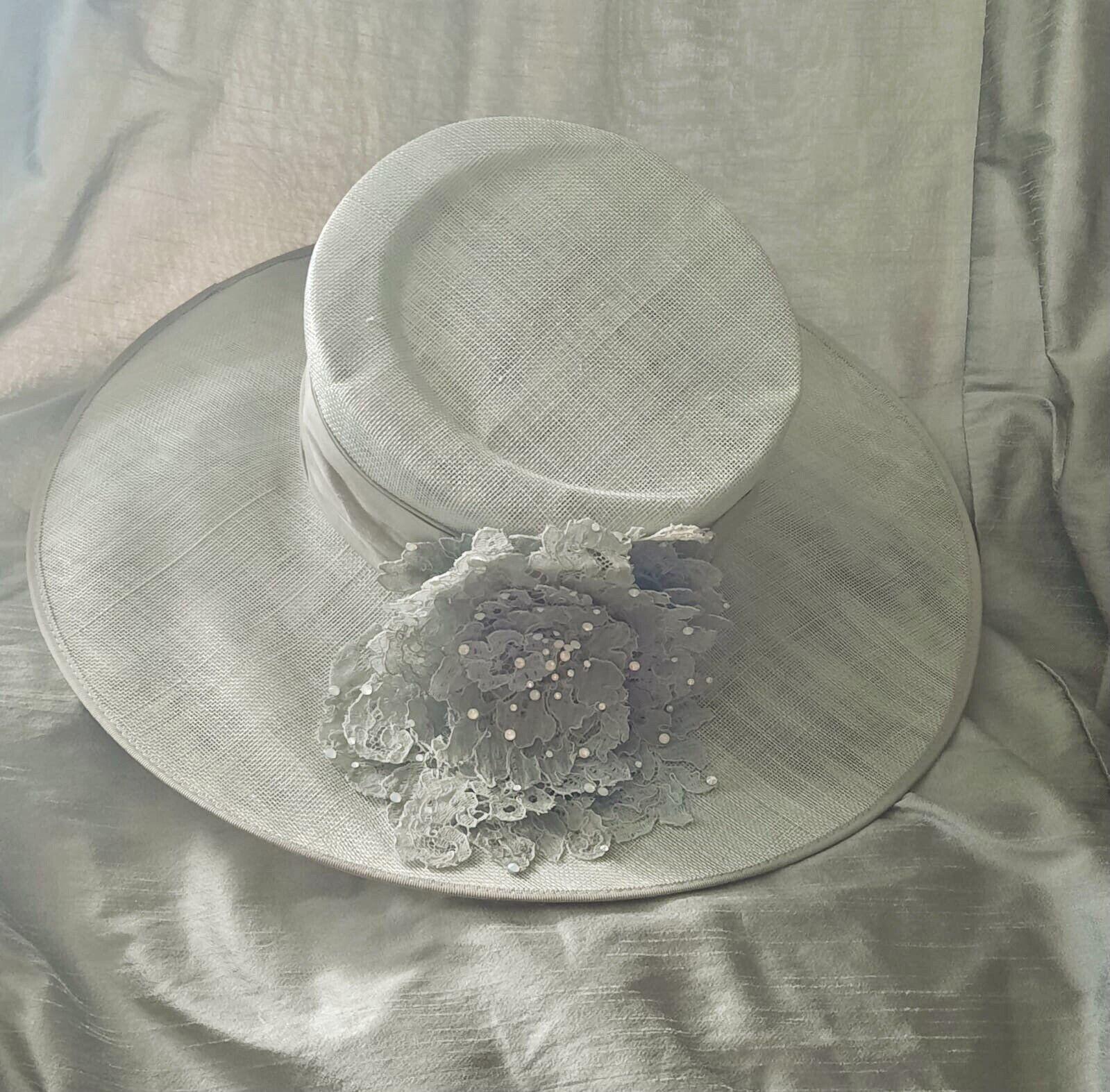 Vivian Sheriff Hat For Wedding, Formal Races