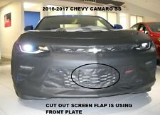 Lebra Front End Mask Cover Bra Fits 2016-2017 Chevy Chevrolet Camaro SS