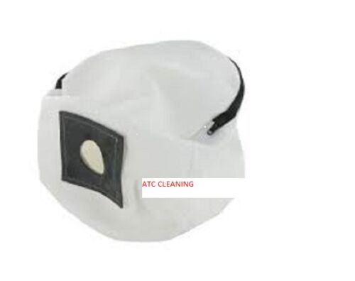 01 21 x1 PACK NM Kerstar Compatible Zip Closing Cloth vacuum Bag